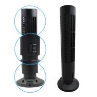Best No Leaf Bladeless Home Table USB Tower Fan Light Weight And Space Saving wholesale