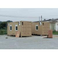 Best Movable Custom Shipping Container House Site Camp North American Standard wholesale