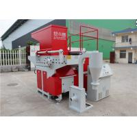 Best Full Automatic Industrial Sized Shredder , Large Scale Garbage Shredder Machine wholesale