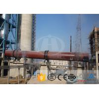 Best YZ2555 Lime Rotary Kiln For Portland Cement Plant Cylindrical Vessel wholesale