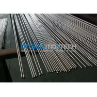 Buy cheap X2CrNiMo17-12-2 1.4404 SS Fuild Instrument Tubing ISO 9001 / PED ASTM A269 / from wholesalers