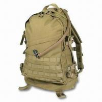 Best Backpack/Daypack/Tactical Pack, Measures 40 x 27 x 50cm, Made of 600D or 900D Polyester wholesale