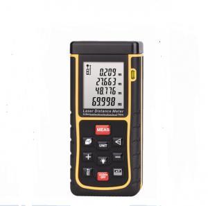 China 70m Handheld Digital Laser Distance Meter For Engineering Measurement And Indoor Design on sale