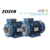 China Oil Pump Hollow Shaft Motor 2.2kw 5.5kw 7.5kw High Starting Torques For Hydraulic System on sale