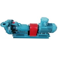 China Electrical Motor Driven Oil Drilling Centrifugal Mud Pump on sale