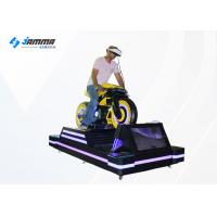 China Coin Payment 9D VR Motor Racing Car Simulator Intel I5 Processor on sale