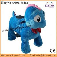 China plush toys play by play guangzhou hansel electronical plush motorized animals on sale