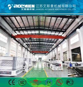 Best PVC+ASA Composite Plastic Roofing Sheet Extrusion Line Plastic Roof Tile Machine/Pvc Plastic Roof Sheet for warehouse wholesale