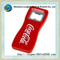Best OEM beer plastic bottle opener with promotion use 88mm x 35mm x 6mm wholesale