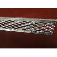 Best 32mm Wing Aluminium 45 Degree Corner Bead With Reinforce Edge 3.0M Length wholesale