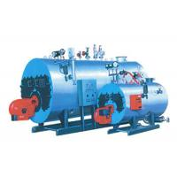 Best WNS Series 6 Ton Gas Fired Industrial Steam Boiler Approved ISO9001 wholesale