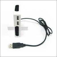 Buy cheap Video Game Converter PS2 to PC USB Converter With 2 USB Ports product
