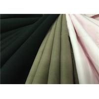 Best OEM Washable Dyeing Polyester Cotton Blend Fabric Elastic Plain Cloth wholesale