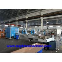 Best Jumbo Roll Folding Facial Tissue Production Line / Tissue Paper Packing Machine wholesale