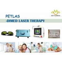 China Petlas Veterinary Laser Therapy Equipment , Class Iv Laser Treatment Machine on sale