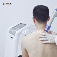 China Pain Relief Extracorporeal Shock Wave Therapy Machine BS-SWT6000 on sale