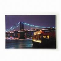 Best LED Canvas Framed Art, Customized Sizes are Accepted wholesale