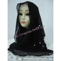 China Fashion Chiffon Handmade Long Scarf Shawl on sale