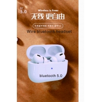 Best CE RoHS Noise Cancelling Wireless Earbuds 1200mAh Charging Box wholesale