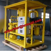 Best Double Stage Vacuum Oil Purifier Machine, Transformer Oil Dual Distillation System wholesale