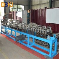 China 0.8mm PLC Control 20m/Min Door Shutter Roll Forming Machine on sale