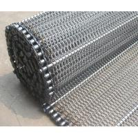 China Stainless steel wire mesh conveyor belt, 316 Wire Mesh Stainless Steel Mesh Conveyor Belt on sale