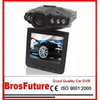 Best Portable HD720P DVR Car Camera with 2.4 TFT Colorful Monitor / 120 Degree Lens wholesale