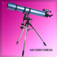Best High Definition Refractor Astronomical Telescopes (A4/1200x150EQ4) wholesale