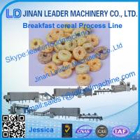 Best high quality corn flakes breakfast cereal snack machine wholesale