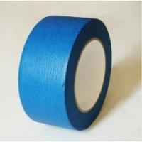 Best High Performance Crepe Paper Blue Masking Tape For Humid Wall And Floor wholesale