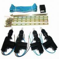 Best 4-door Car Central Locking System with 7kg Pull/Push Force wholesale
