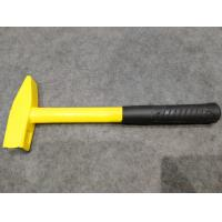 China Drop Forged carbon steel Machinist Hammer with steel handle in hand tools, tools XL00107-1 on sale