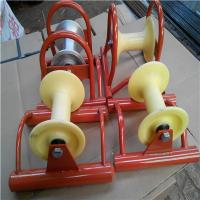 Best Heavy Duty Snatch Block/ Hanging Cable Rollers/ Wire Cable Pulleys wholesale