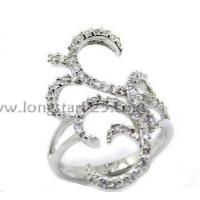 Best 925 sterling silver rings jewelry, rings manufacturer wholesale