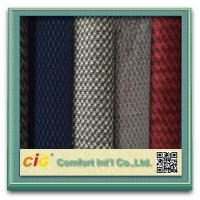 China 220gsm Polyester Knitted Auto Seat Fabric / Car Upholstery Fabric wholesale