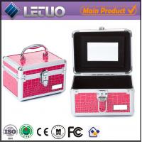Best LT-MC325 Vanity Case beauty cosmetic makeup bags natural skin care case wholesale