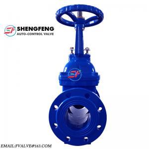 Best cast iron rising stem resilient seat 3 inch expanding gate valve wholesale
