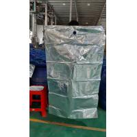 China High Standard Barrier Intasept Aseptic Bags Coconut Milk / Water 1 Inch Elpo on sale