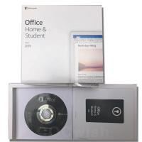 China PC Software License Key / Microsoft Office 2019 Home And Student For Mac 32Bit 64Bit on sale