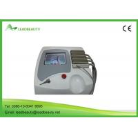 China Portable Painless 635nm Lipo Laser Slimming Machine For Hip / Belly Reshaping wholesale