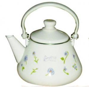 China Enamel Tea Pots on sale