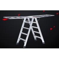 Best Loft Access Hanging Ladder Custom Aluminum Extrusion Multifunction ISO9001 Certification wholesale