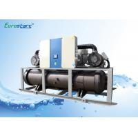 Best High Efficient Water Cooled Water Chiller Water Cooled Portable Chiller 80.4 KW wholesale