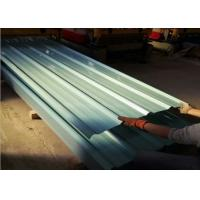 Best Anti Corrosion Colour Coated Steel Sheets , Reliable Coated Metal Roofing Sheets wholesale