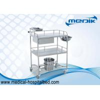 China Fully Stainless Steel Structure Treatment Trolley on sale