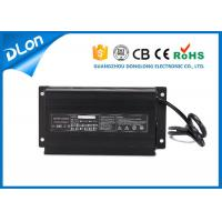 China smart automatic lead acid electric car battery charger 24v 25a with CE & ROHS certification on sale