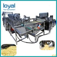 Best Fully/Semi Automatic Industrial Potato Chip Machine,Fresh Potato Chips Making Machine, Natural Potato Chips wholesale