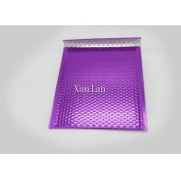 Best Metallic Foil Film Shipping Bubble Mailers 8.5 X 11 For Shipping High Value Items wholesale
