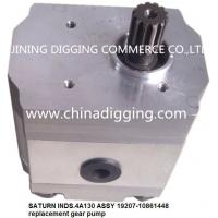 China SATURN INDS.4A130 ASSY 19207-10861448 replacement gear pump on sale
