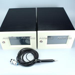 Best High Precision Ultrasonic Welding Machine For Plastic Step Power Adjusting wholesale